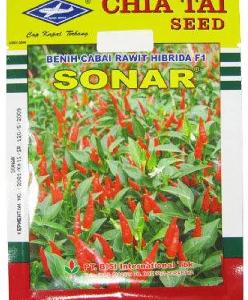 Benih Cabe Rawit Hibrida F1 SONAR -10 Gr