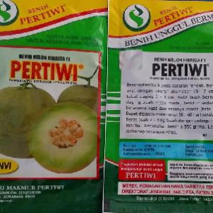 Benih Melon Pertiwi