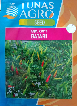Benih Cabe Rawit Batari 10 gr