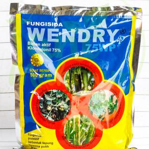 OBAT FUNGISIDA WENDRY 75WP 500GR