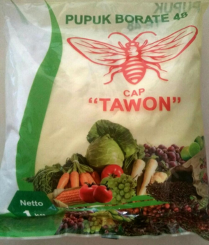 Pupuk Cap Tawon Borate 48 1kg