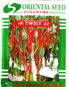Cabe Keriting Oriental Twist 42