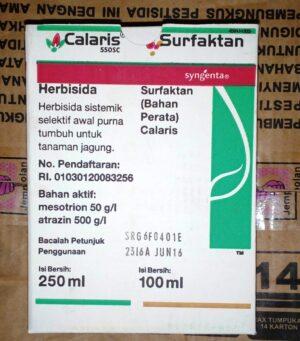 Herbisida sistemik Calaris 550sc