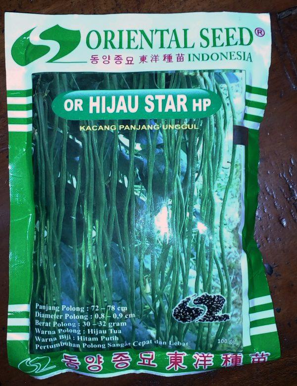 Kacang Panjang Hijau Star 100 gr