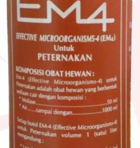 EM4 Peternakan 1Ltr