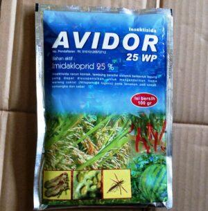 Insektisida AVIDOR 25wp