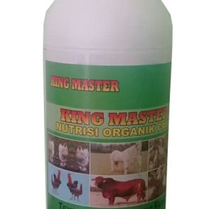 King Master Fattening - Nutrisi Untuk Penggemukan Ternak - Pengganti AGP