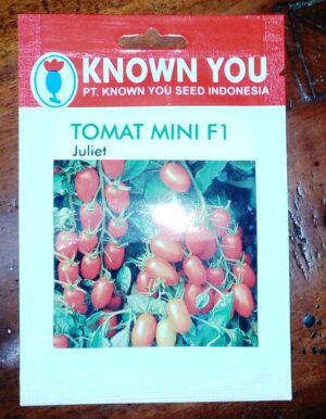 Tomat Mini Cherry Juliet F1 25s