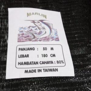 Paranet 80% Impor / Meter