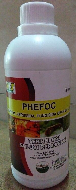 Pestisida Organik Phefoc HCS