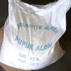 Pupuk Dolomite 20kg