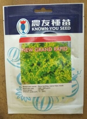 Selada New Grand Rapid 10g
