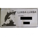 lumba lumba polybag logo brand