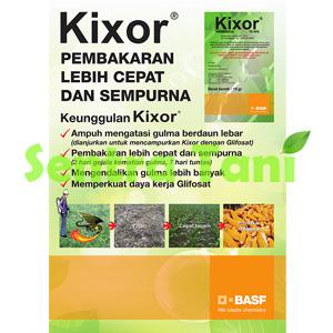 Herbisida Pestisida Kixor 70 WG 15 Gram