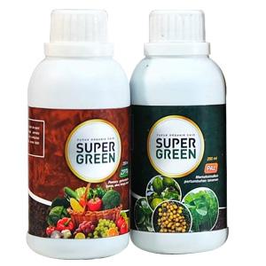Pupuk Organik Cair Super Green