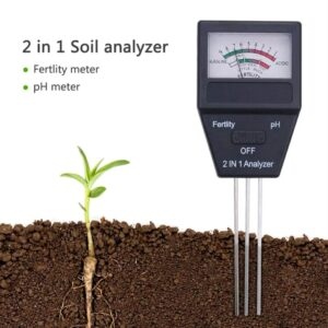 alat pengukur kesuburan tanah