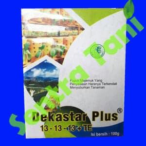 Pupuk Dekastar Plus 13-13-13