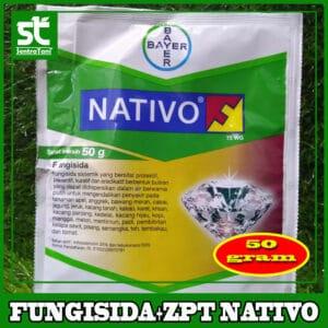 Fungisida Nativo 50 Gram